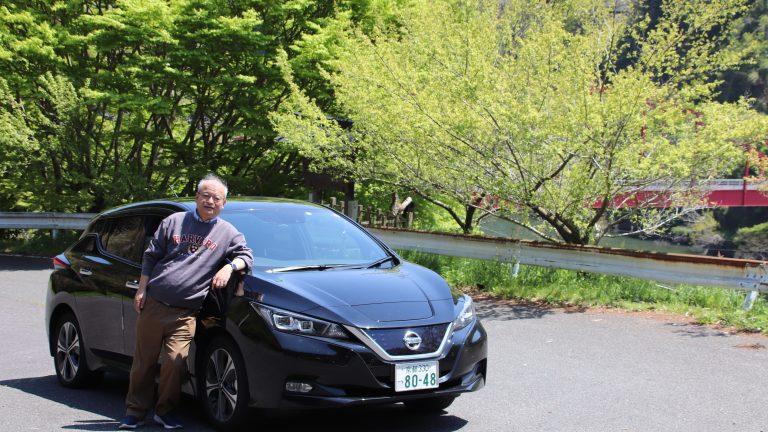 LEAFと送る電気自動車生活